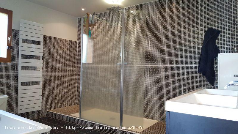 MAISON - SAINTE AUSTREBERTHE - 6 pièce(s) - 306 m² :: Loyer mensuel : 1 300 €