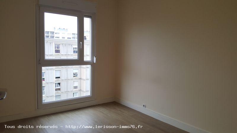 APPARTEMENT - MONT SAINT AIGNAN - 4 pièce(s) - 76 m² :: Loyer mensuel : 590 €